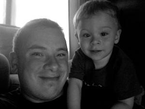 owen and dad